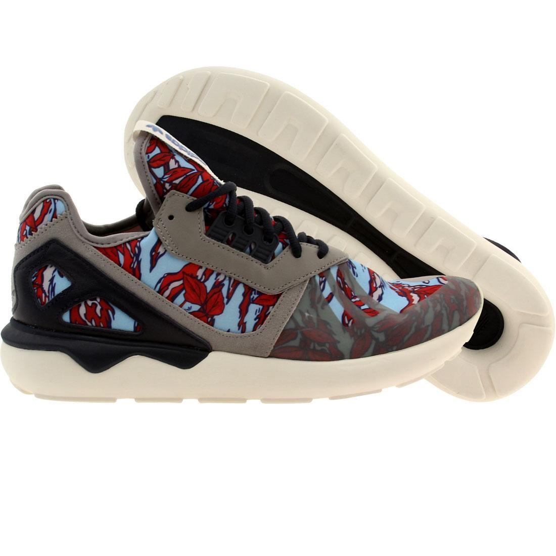 【海外限定】アディダス メンズ靴 靴 【 ADIDAS MEN TUBULAR RUNNER GRAY CHSOGRY CONAVY 】