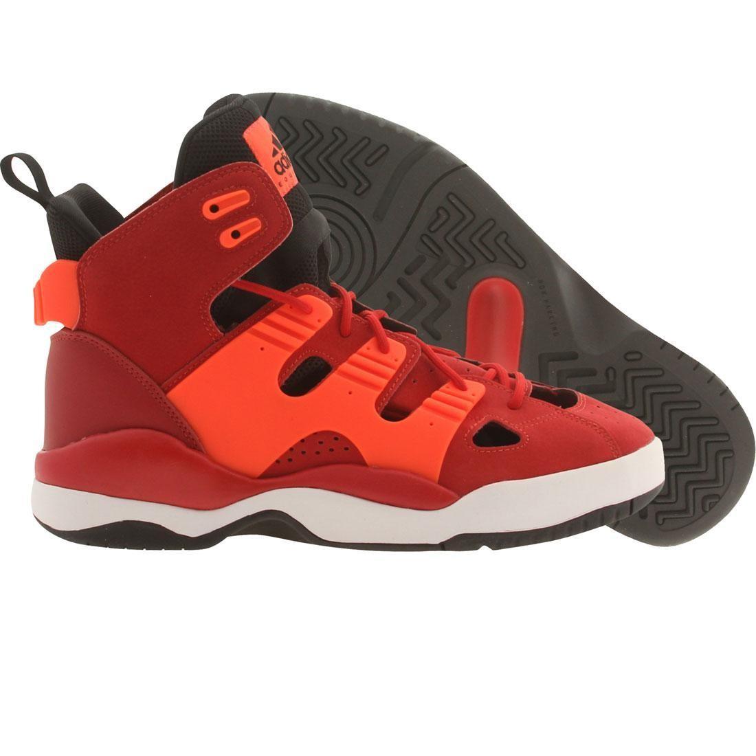 【海外限定】アディダス バスケットボール スニーカー 靴 【 ADIDAS MEN EQT BASKETBALL RED POWRED CWHITE 】