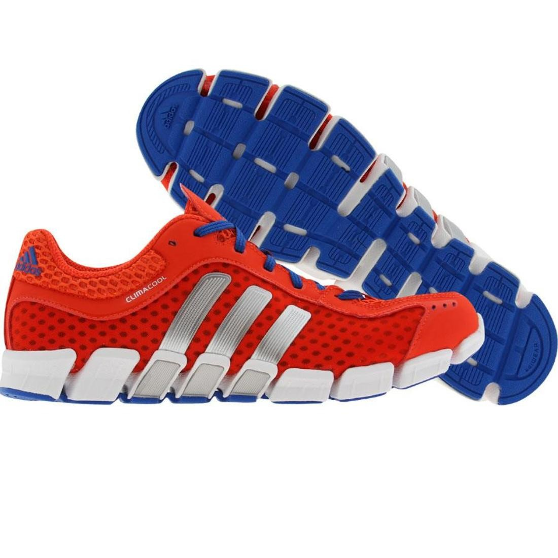 【海外限定】アディダス 銀色 シルバー スニーカー 靴 【 ADIDAS SILVER CC LEAP M HIGENE METALLIC PRI BLUE 】