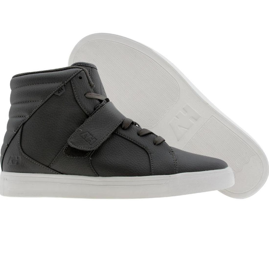 【海外限定】ミッド 靴 スニーカー 【 AH BY ANDROID HOMME DESIGNED MID GREY 】
