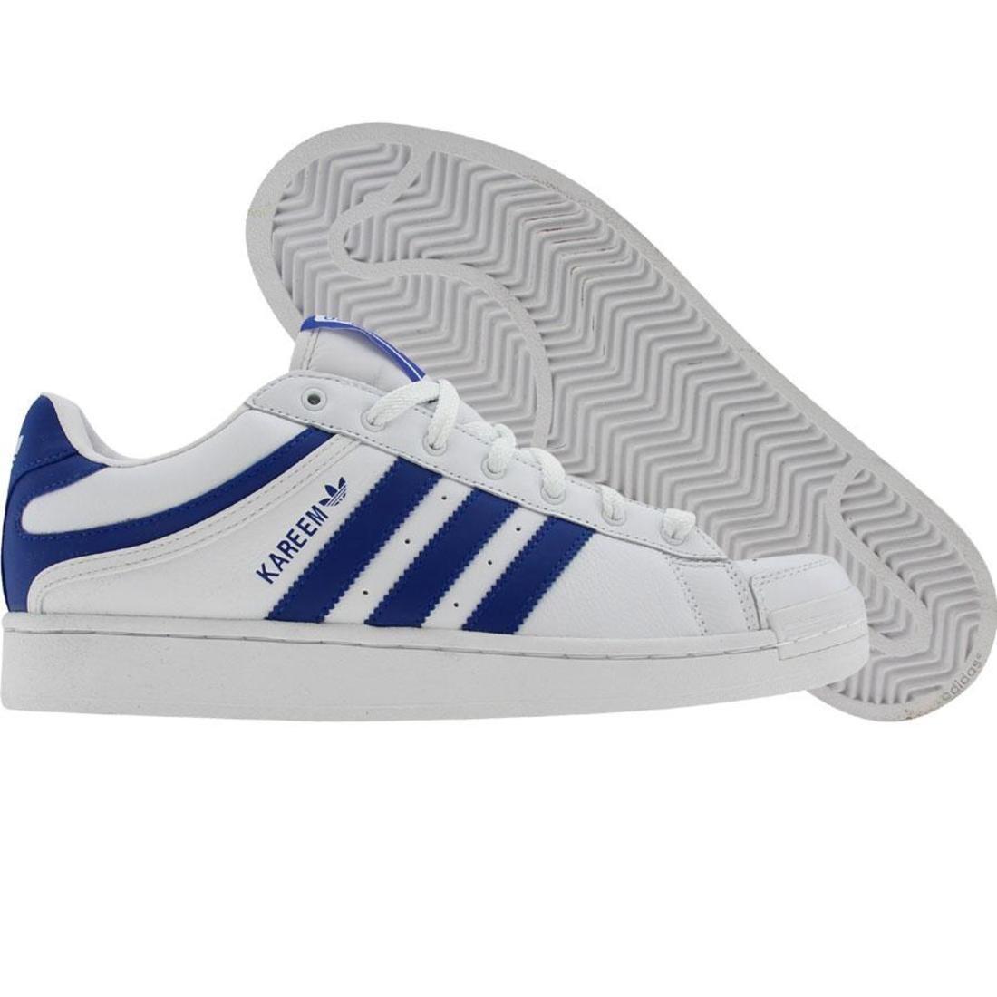 【海外限定】アディダス ジャバー 白 ホワイト 靴 スニーカー 【 ADIDAS WHITE KAJ LOW R C ROYAL 】