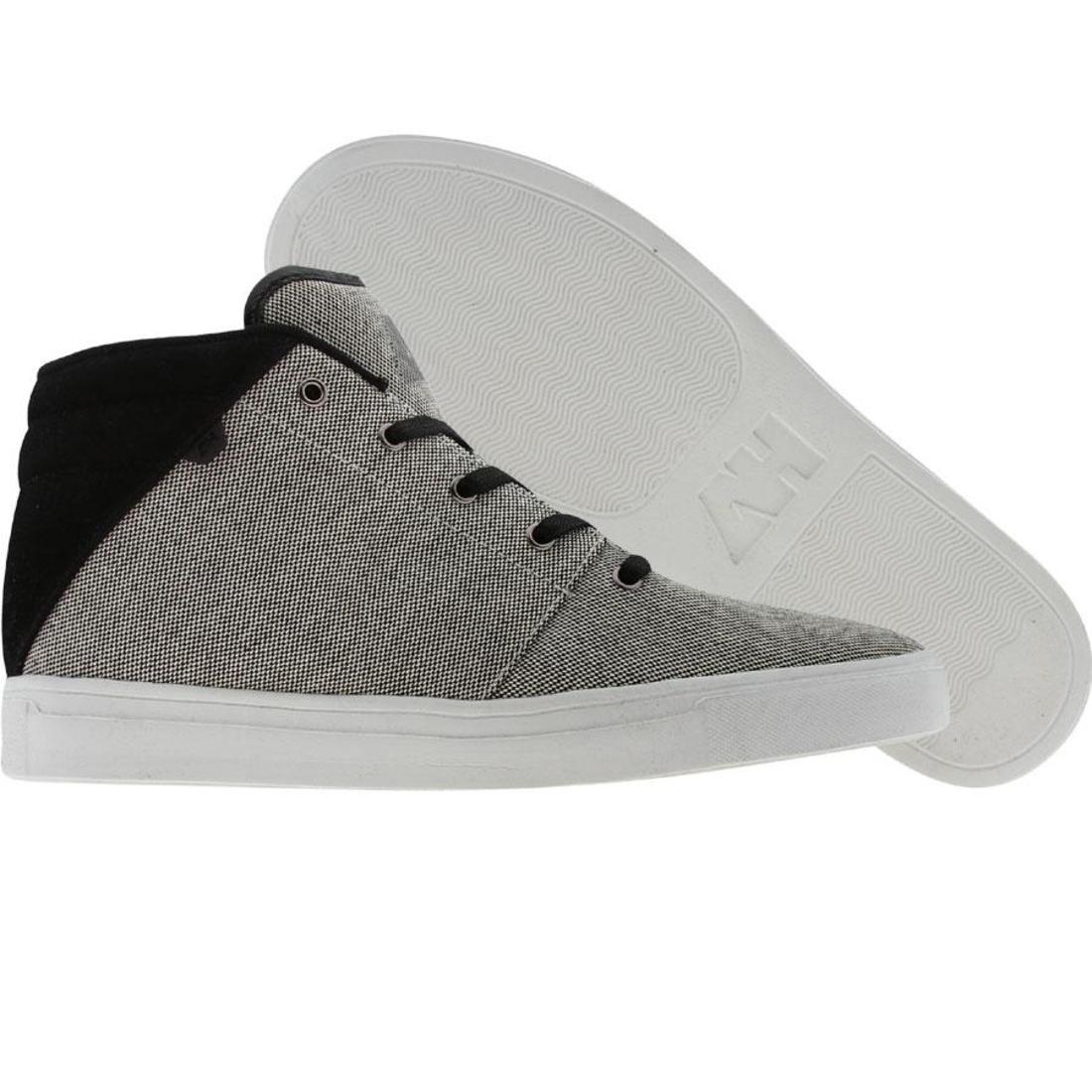 【海外限定】モダン ミッド メンズ靴 靴 【 AH BY ANDROID HOMME MODERN MID PEPPER BLACK 】