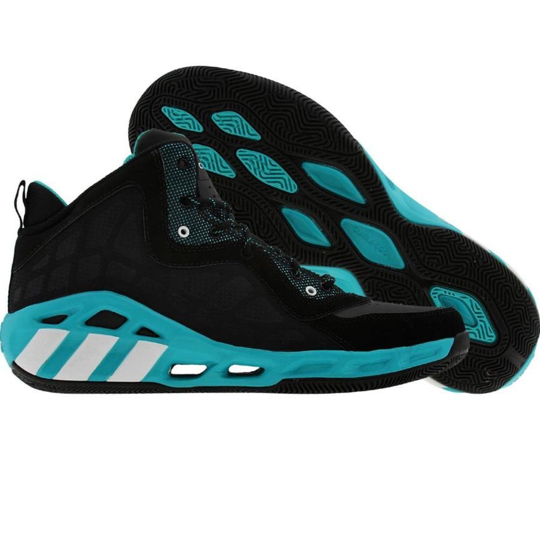 【海外限定】アディダス クレイジー クール ウルトラ メンズ靴 スニーカー 【 ADIDAS ULTRA CRAZY COOL BLACK RUNNINWHITE GREEN 】