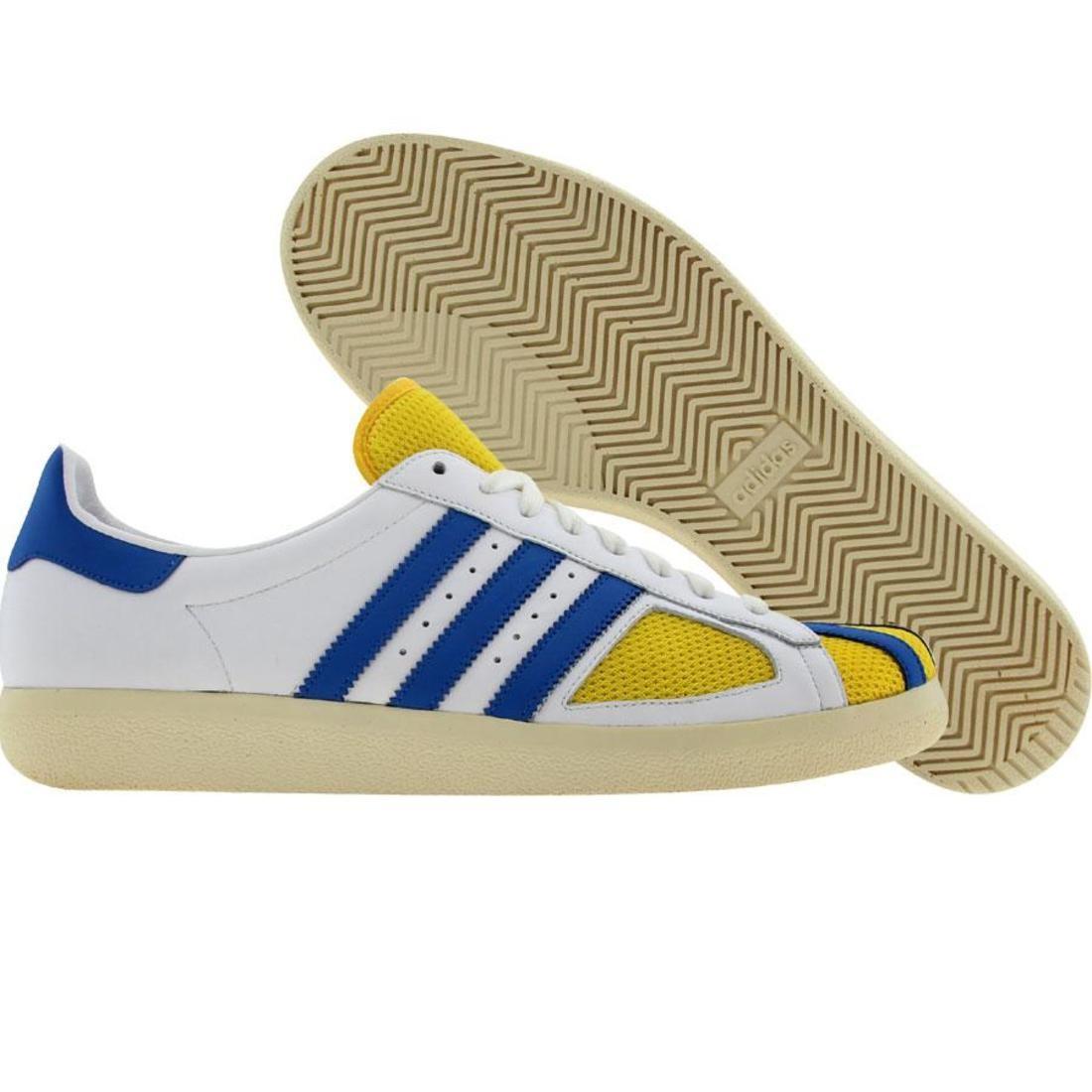 【海外限定】アディダス フォレスト ブルーバード 靴 メンズ靴 【 ADIDAS FOREST HILLS PT WHITE BLUEBIRD SUN 】