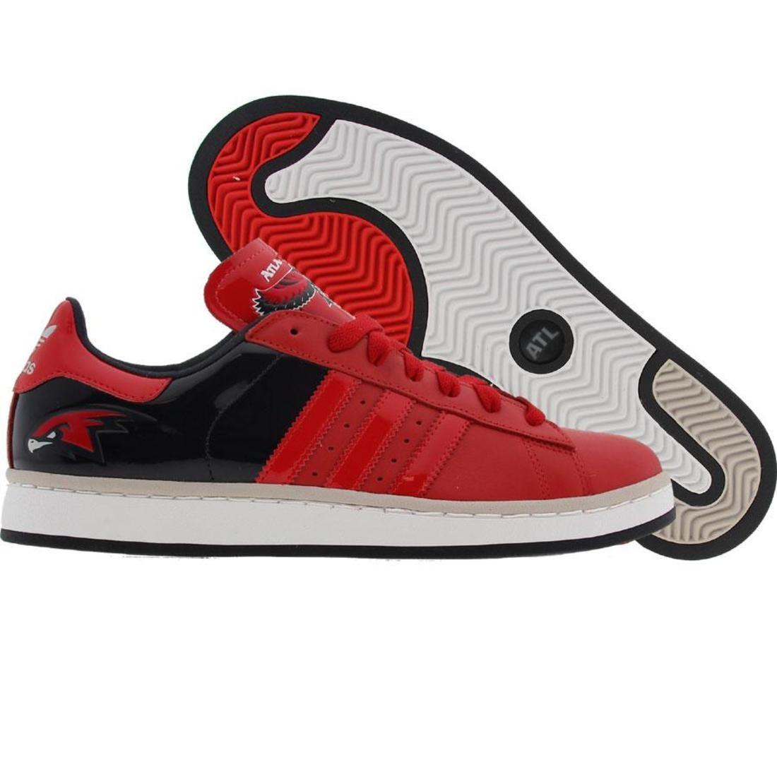 【海外限定】アディダス キャンパス アトランタ ホークス メンズ靴 スニーカー 【 ADIDAS CAMPUS II ATLANTA HAWKS REDSLD COGRSL 】