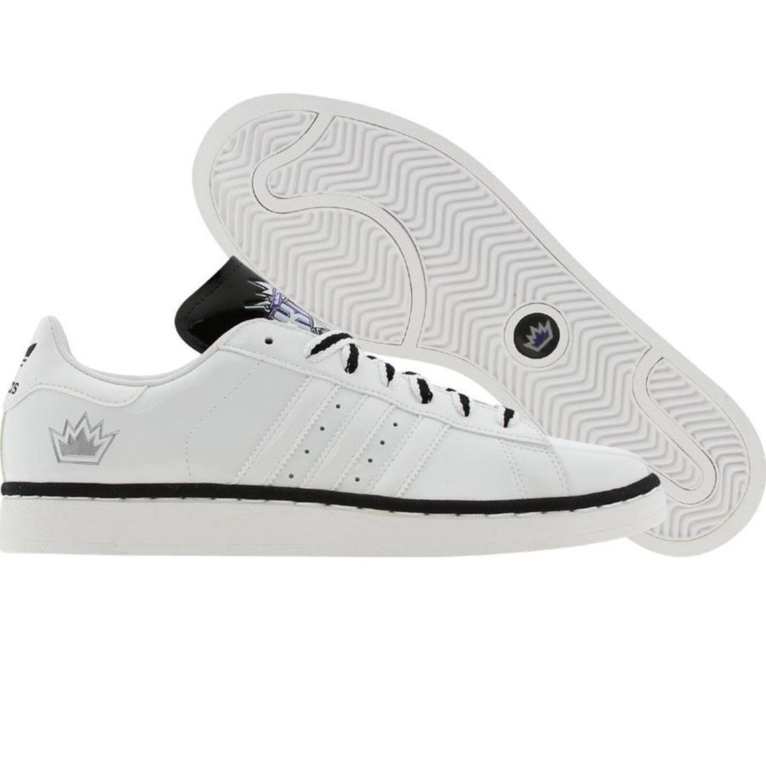 【海外限定】アディダス キャンパス 靴 メンズ靴 【 ADIDAS CAMPUS II RUNWHITE BLACK1 】