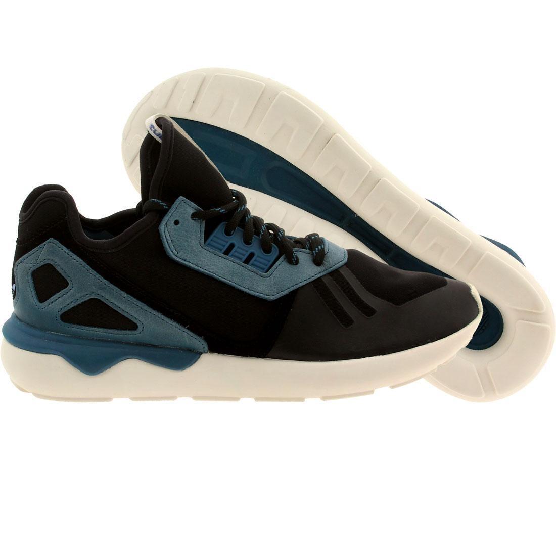 【海外限定】アディダス 靴 メンズ靴 【 ADIDAS MEN TUBULAR RUNNER BLACK SURPET OWHITE 】