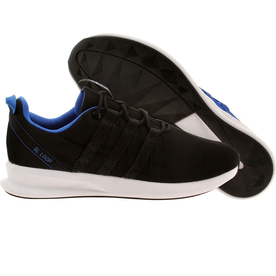 【海外限定】アディダス メンズ靴 靴 【 ADIDAS MEN SL LOOP RACE BLUE BLUBIR CBLACK 】