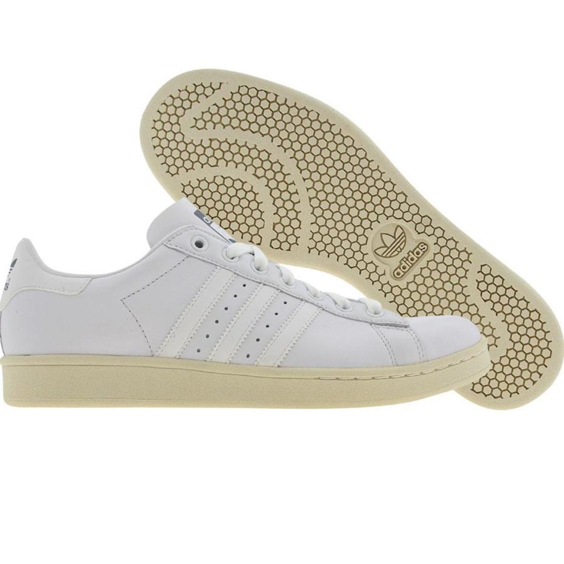 【海外限定】アディダス スニーカー メンズ靴 【 ADIDAS BORA WHITE MLEAD 】