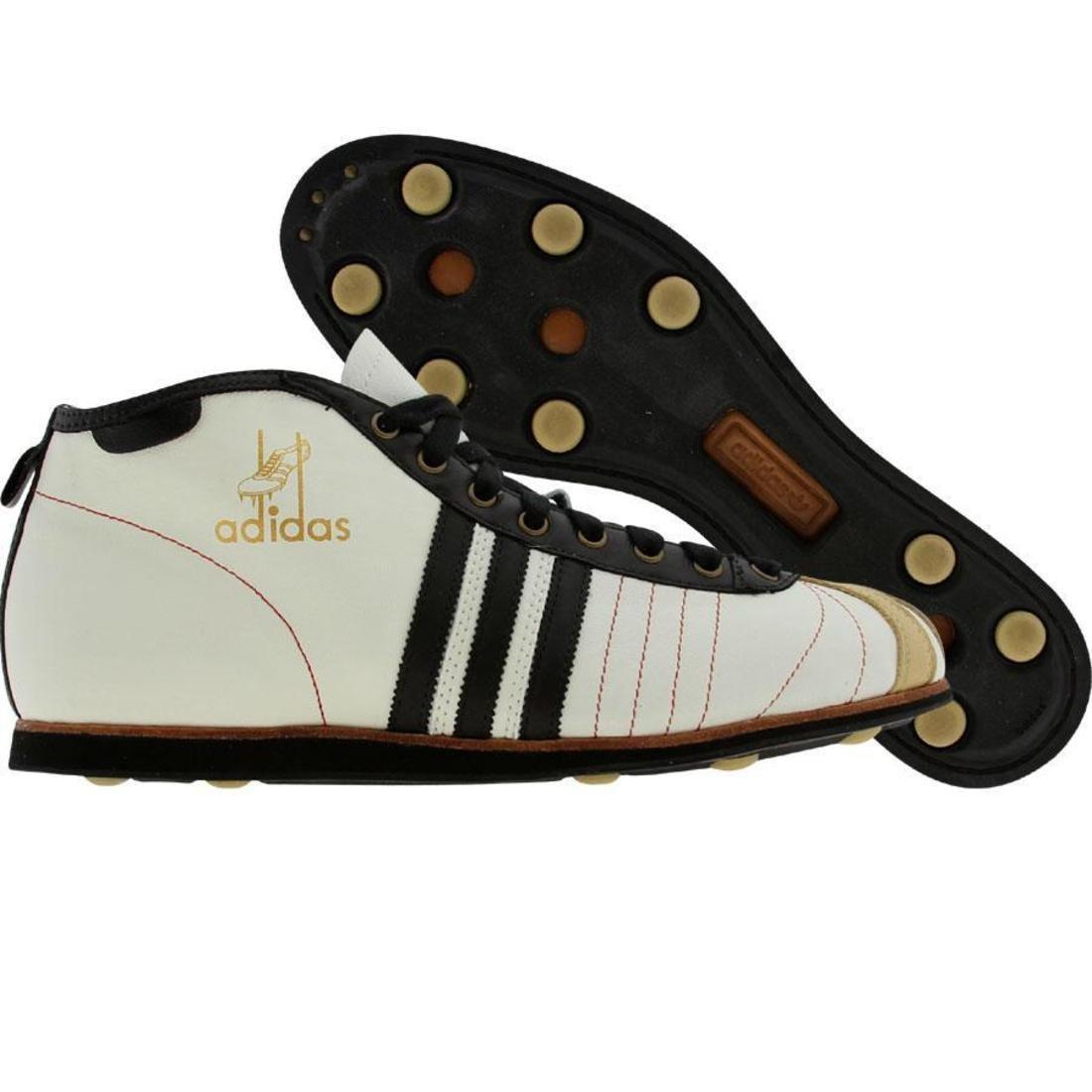 【海外限定】アディダス ビンテージ ヴィンテージ 黒 ブラック メンズ靴 靴 【 ADIDAS VINTAGE BLACK FOOTBALL 54 LEGACY SSTORM 】