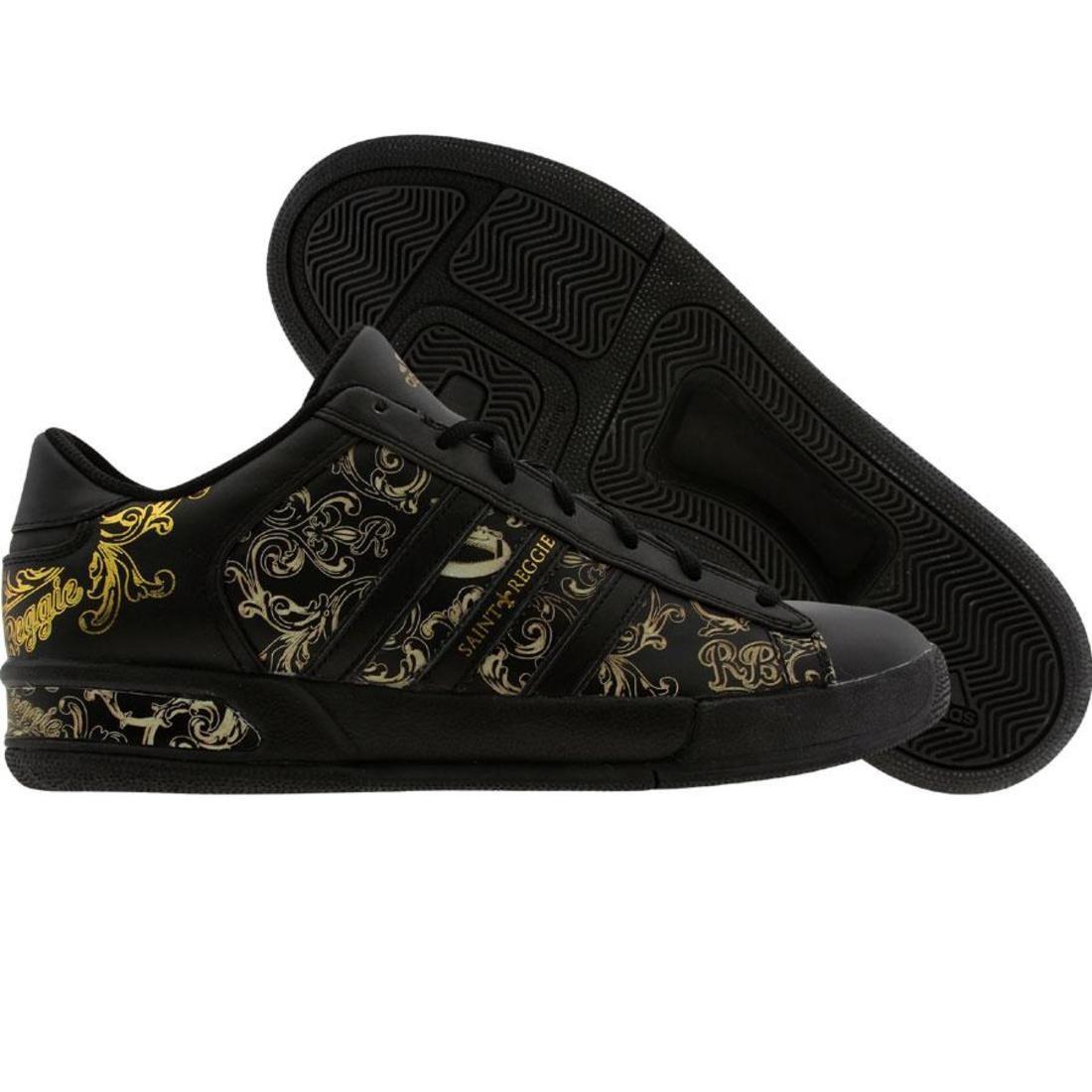 【海外限定】アディダス キャンパス メンズ靴 靴 【 ADIDAS CAMPUS LT BLACK1 METALLIC GOLD 】