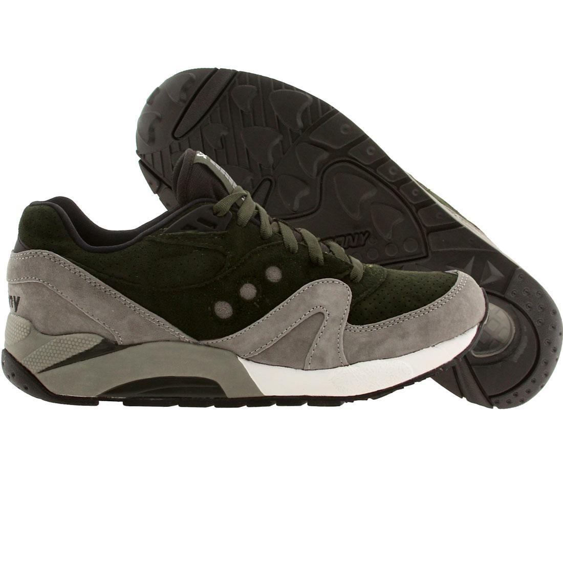 【海外限定】サッカニー メンズ靴 スニーカー 【 SAUCONY MEN G9 CONTROL GREEN GREY 】
