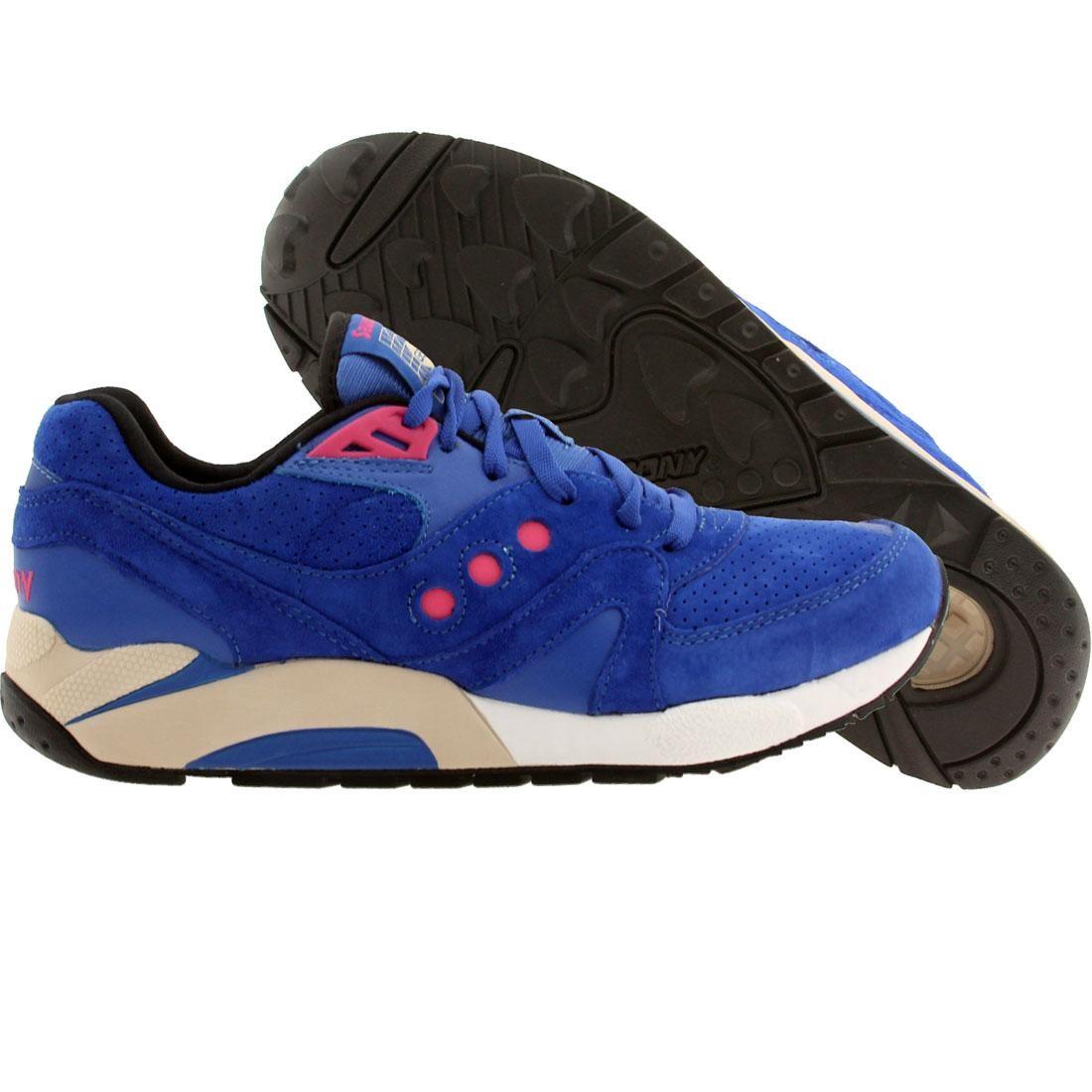 【海外限定】サッカニー スニーカー 靴 【 SAUCONY MEN G9 CONTROL BRIGHT BLUE 】