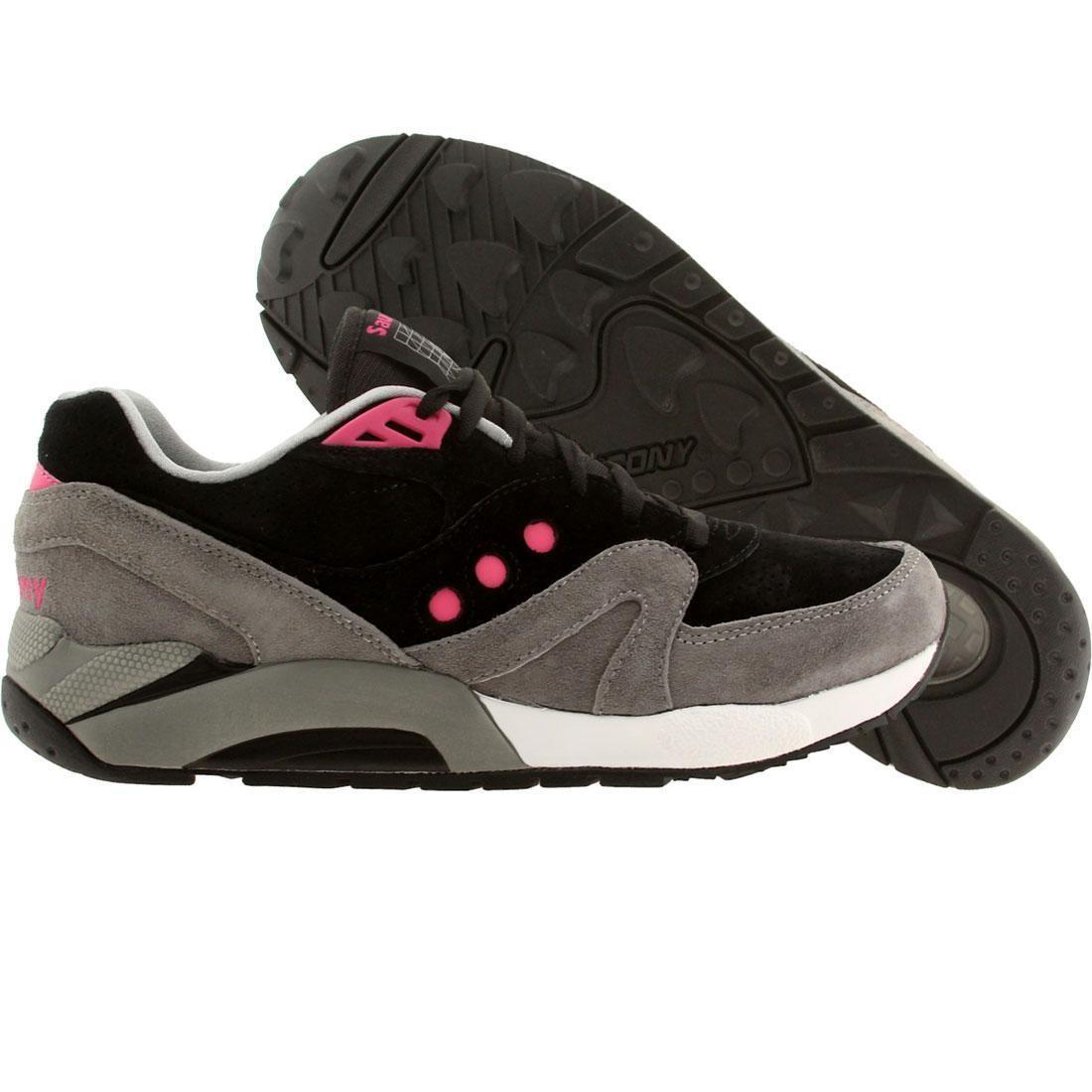 【海外限定】サッカニー メンズ靴 靴 【 SAUCONY MEN G9 CONTROL BLACK GERY 】
