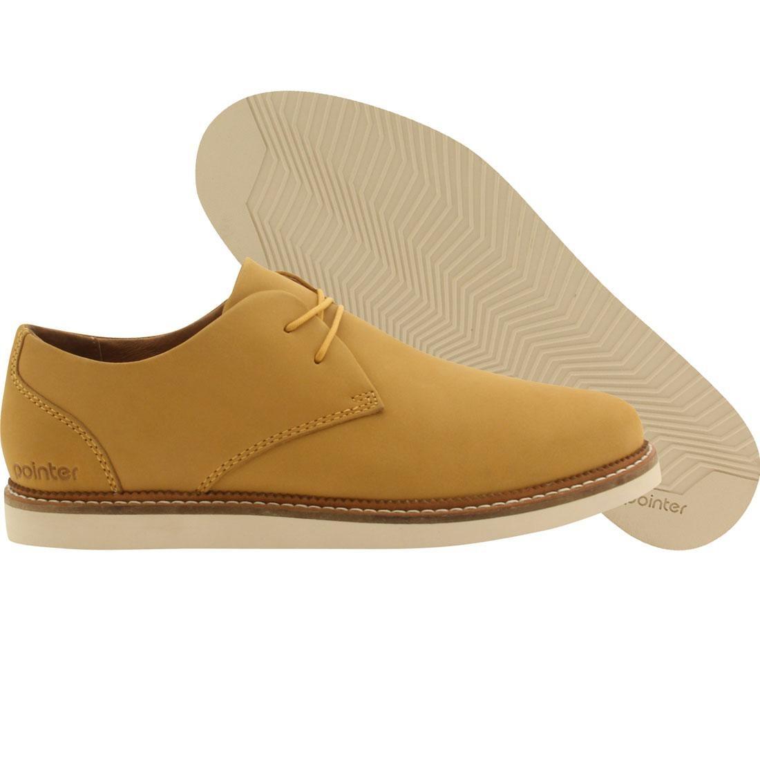 【海外限定】ハニー スニーカー メンズ靴 【 POINTER MEN CRAGO GOLD HONEY 】