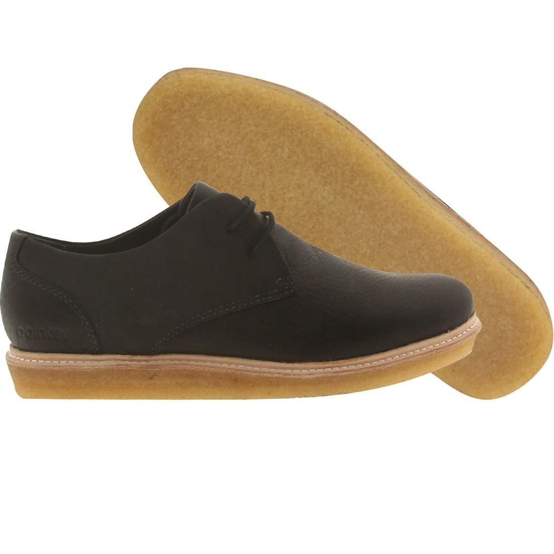 【海外限定】靴 スニーカー 【 POINTER MEN CRAGO 10 YEARS BLACK 】