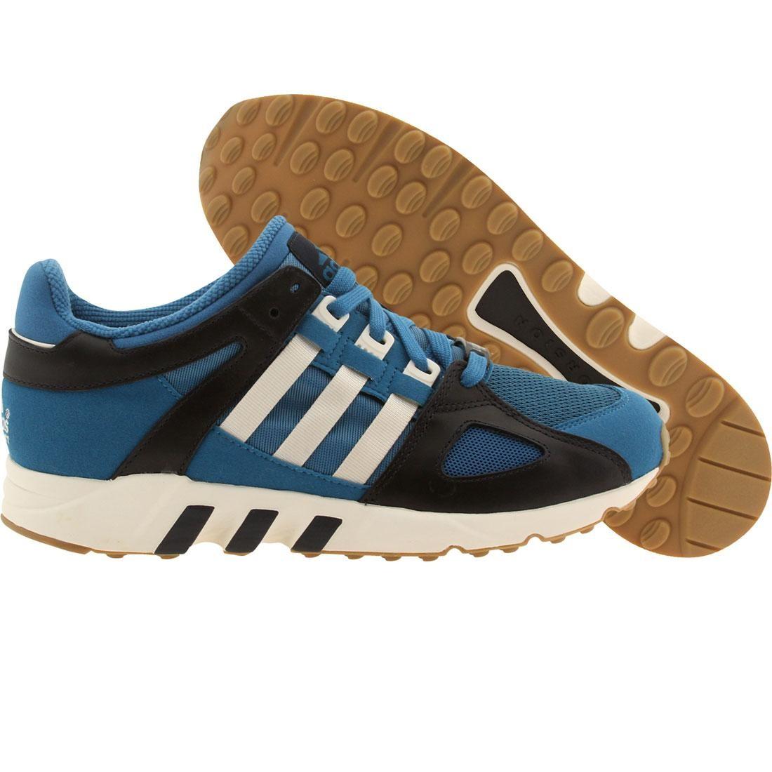 【海外限定】アディダス メンズ靴 スニーカー 【 ADIDAS MEN EQUIPMENT RUNNING GUIDANCE BLUE HERBLU CWHITE LEGINK 】