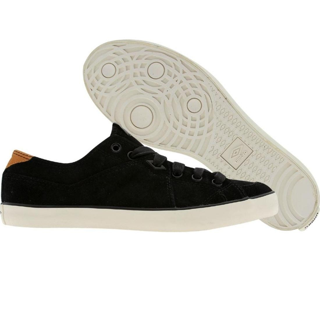 【海外限定】メンズ靴 靴 【 UMBRO AF MILTON LOW SUDE VULC BLACK 】