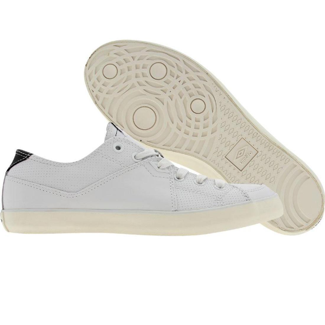 【海外限定】メンズ靴 スニーカー 【 UMBRO MILTON LEATHERA WHITE 】