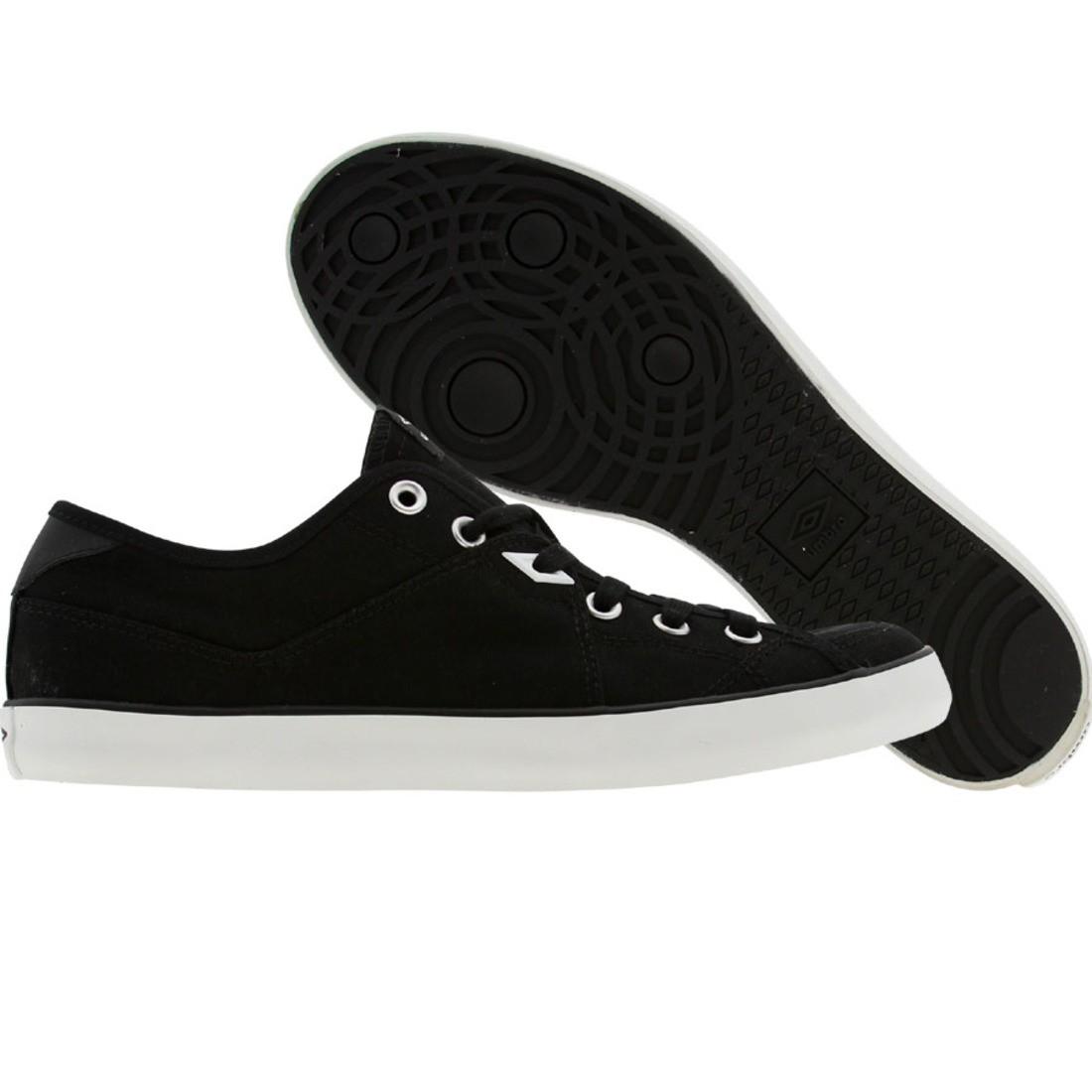【海外限定】靴 スニーカー 【 UMBRO MILTON CANVASA BLACK 】