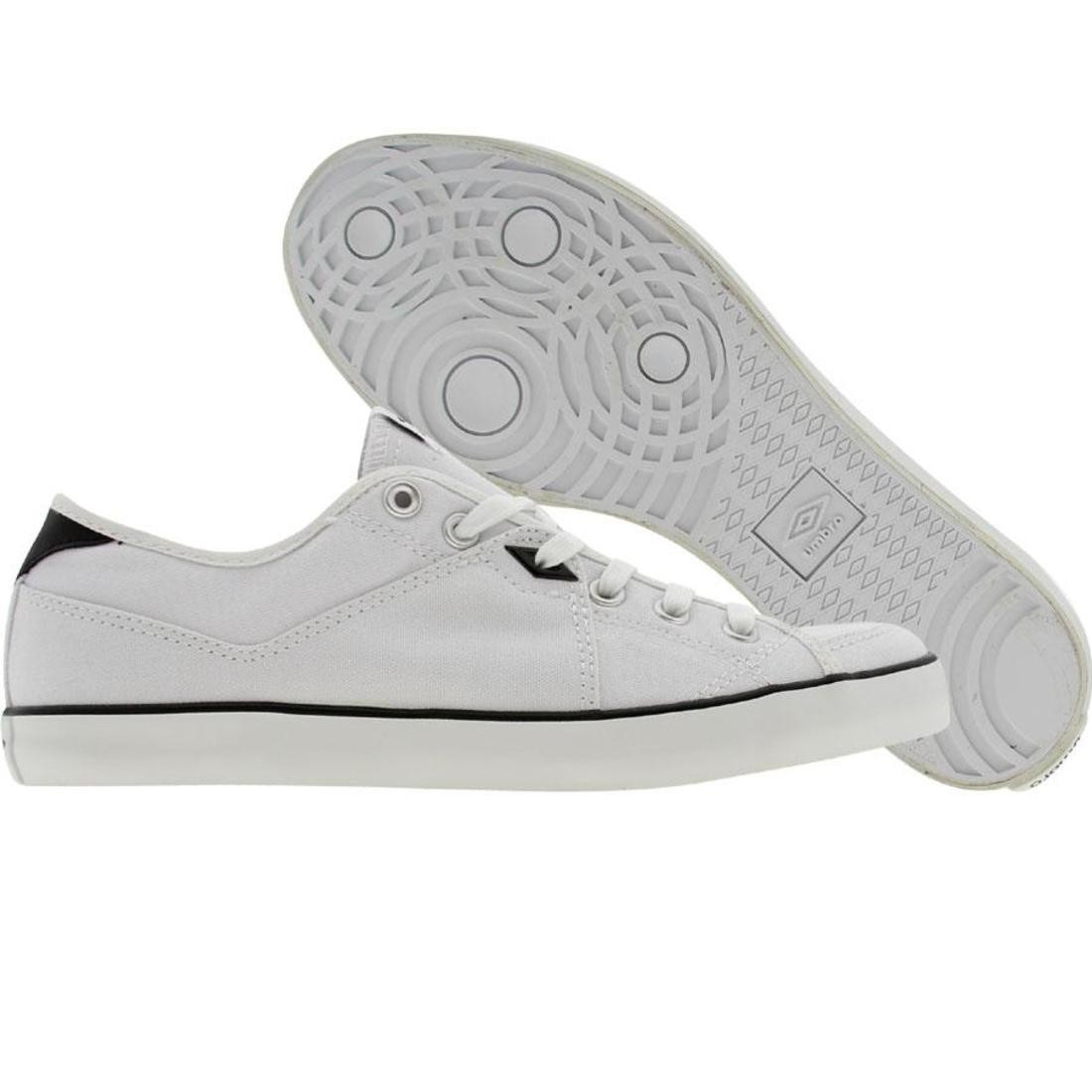 【海外限定】メンズ靴 靴 【 UMBRO MILTON CANVASA WHITE 】