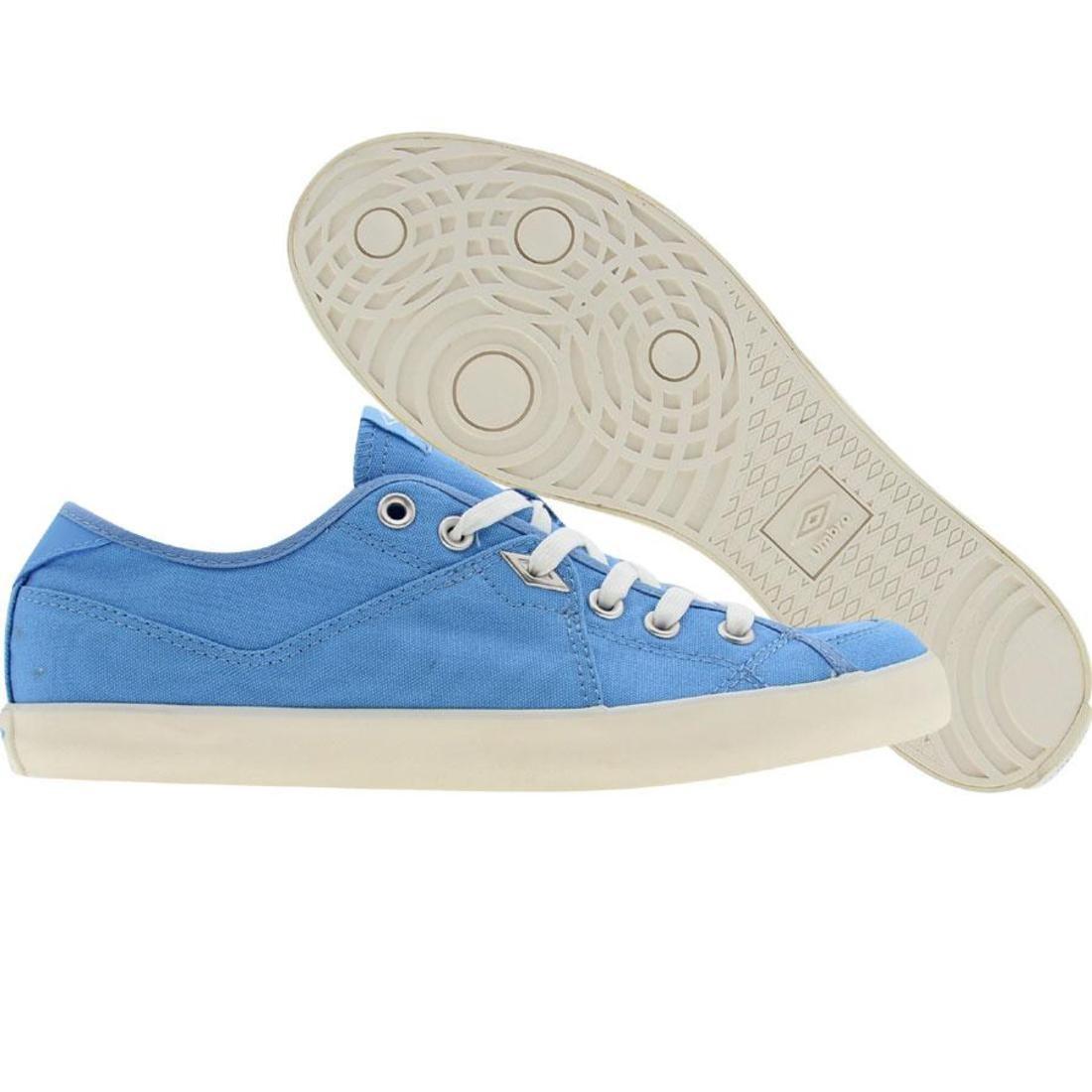 【海外限定】靴 メンズ靴 【 UMBRO MILTON CANVASA VISTA BLUE 】