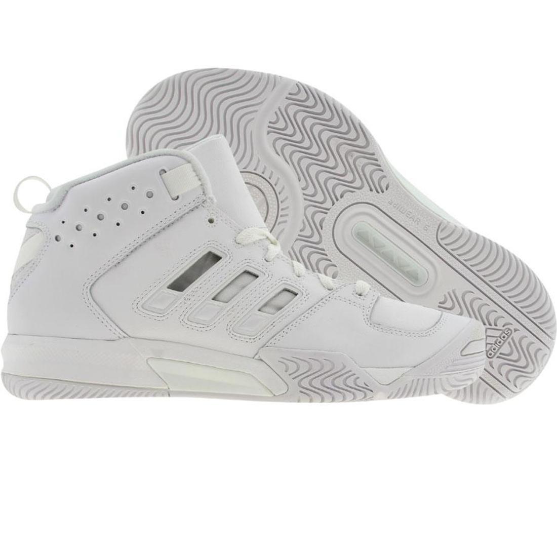 【海外限定】アディダス ストリートボール 靴 スニーカー 【 ADIDAS STREETBALL 08 RUN WHITE 】