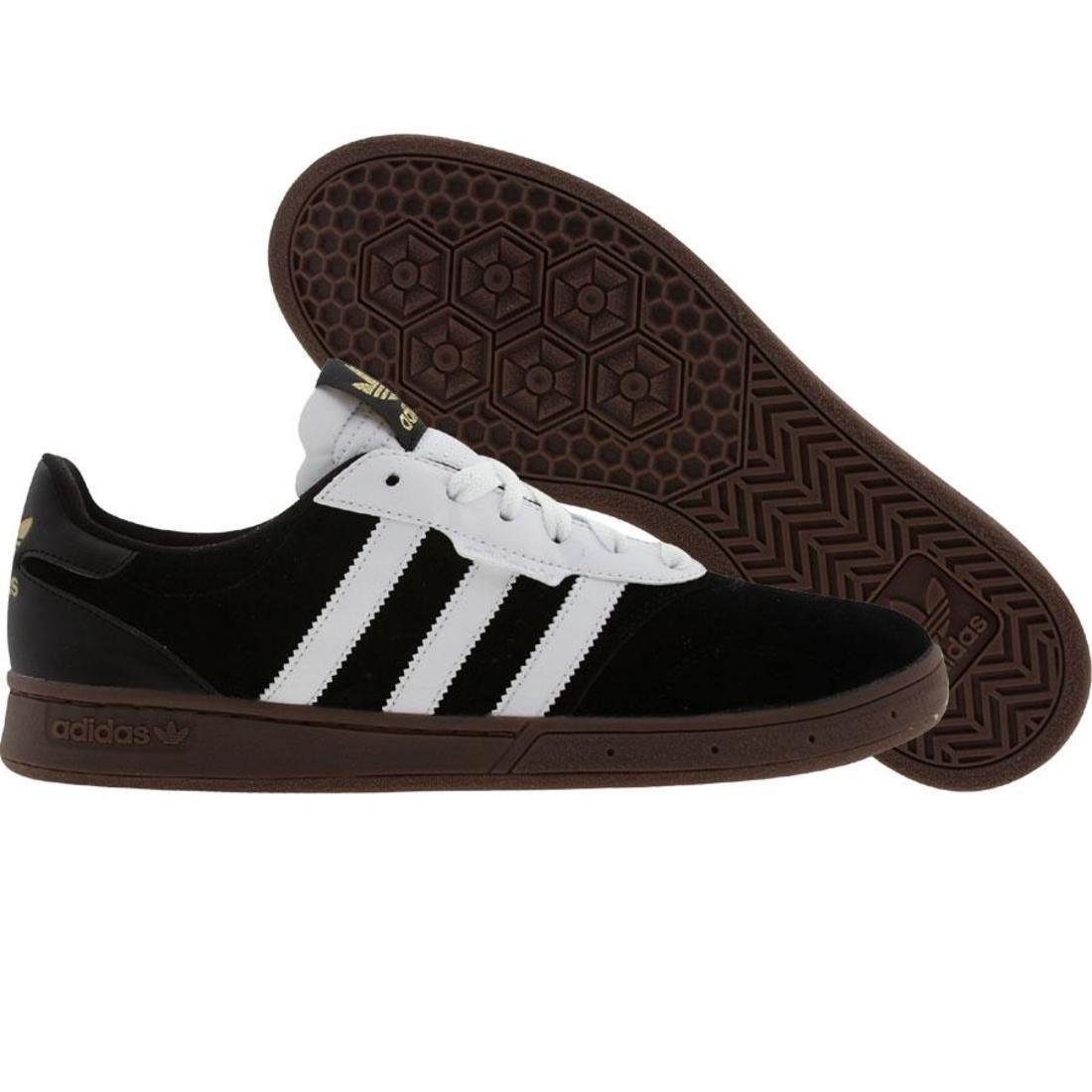 【海外限定】アディダス コーレド メンズ靴 靴 【 ADIDAS COREDO BLACK RUNNINWHITE METALLIC GOLD 】