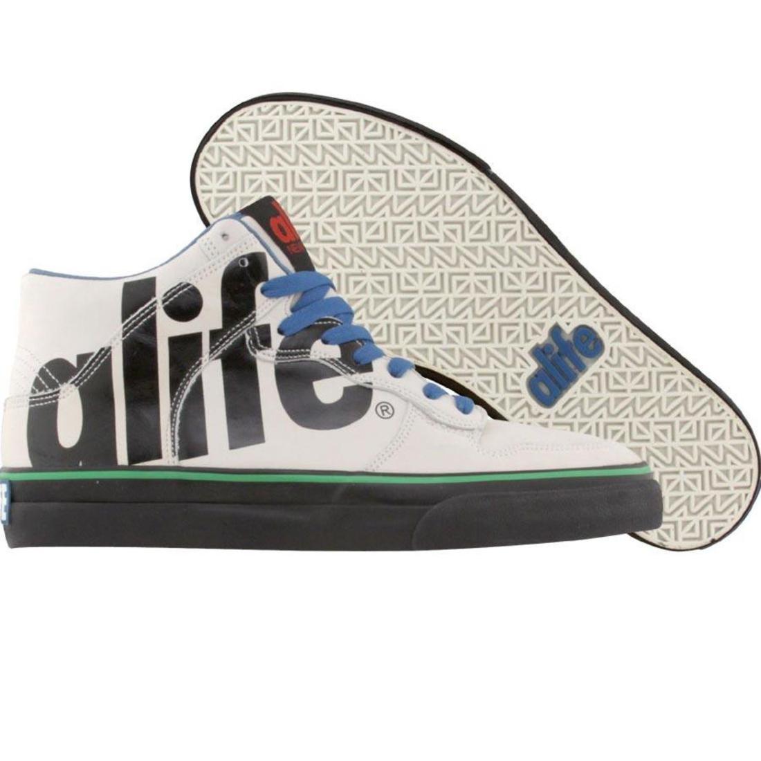 【海外限定】エーライフ ハイ メンズ靴 スニーカー 【 ALIFE EVERYBODY HIGH TOY OFF WHITE 】