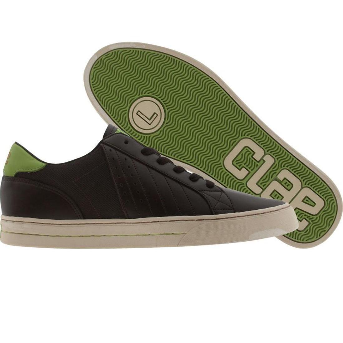 【海外限定】スニーカー メンズ靴 【 CLAE DIEGO UMBER 】