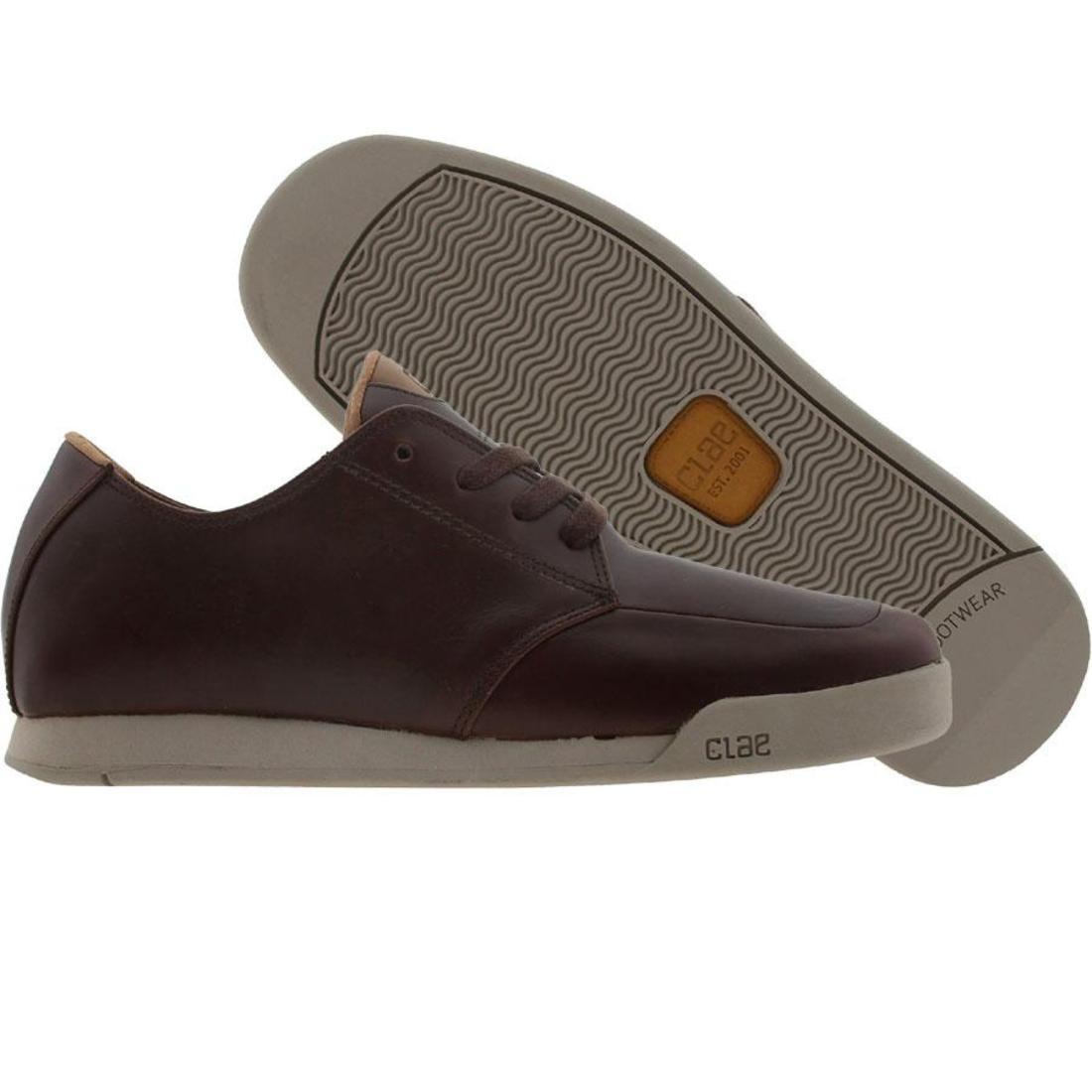 【海外限定】靴 メンズ靴 【 CLAE LANGSTON UMBER 】