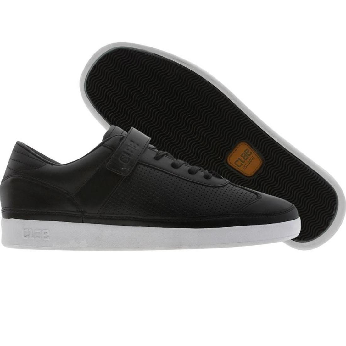 【海外限定】スニーカー メンズ靴 【 CLAE MILES BLACK 】