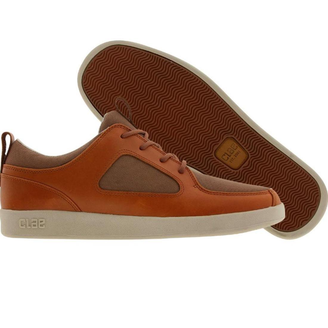 【海外限定】パーカー 靴 スニーカー 【 CLAE PARKER CARAMEL WALNUT 】
