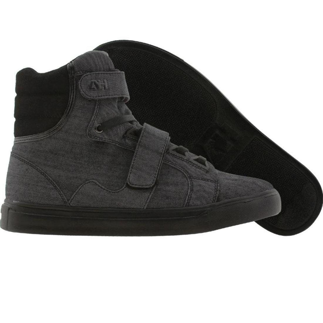 【海外限定】ハイ スニーカー 靴 【 AH BY ANDROID HOMME PROPULSION HIGH BLACK 】