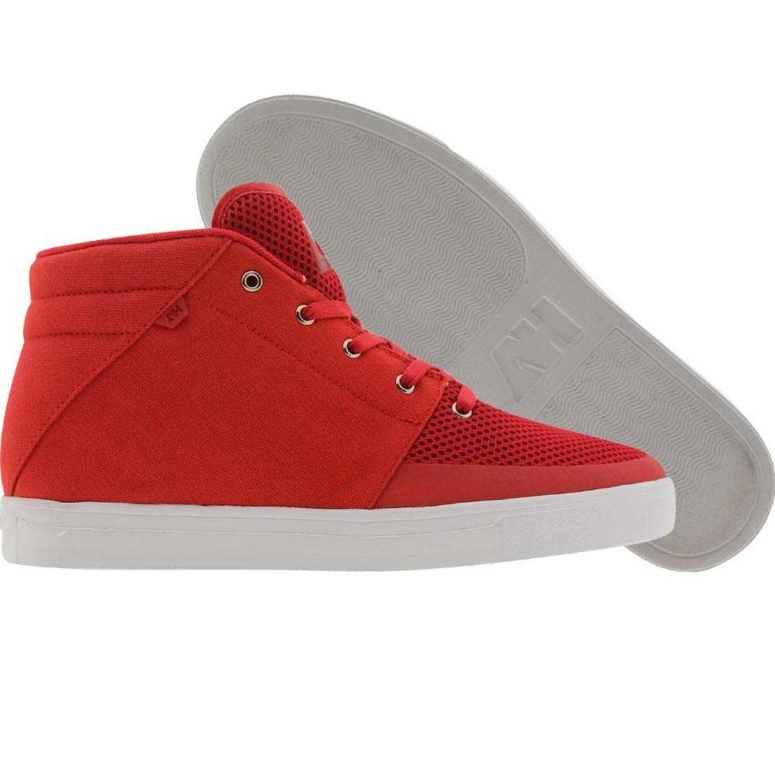 【海外限定】モダン ミッド メンズ靴 靴 【 AH BY ANDROID HOMME MODERN MID RED 】