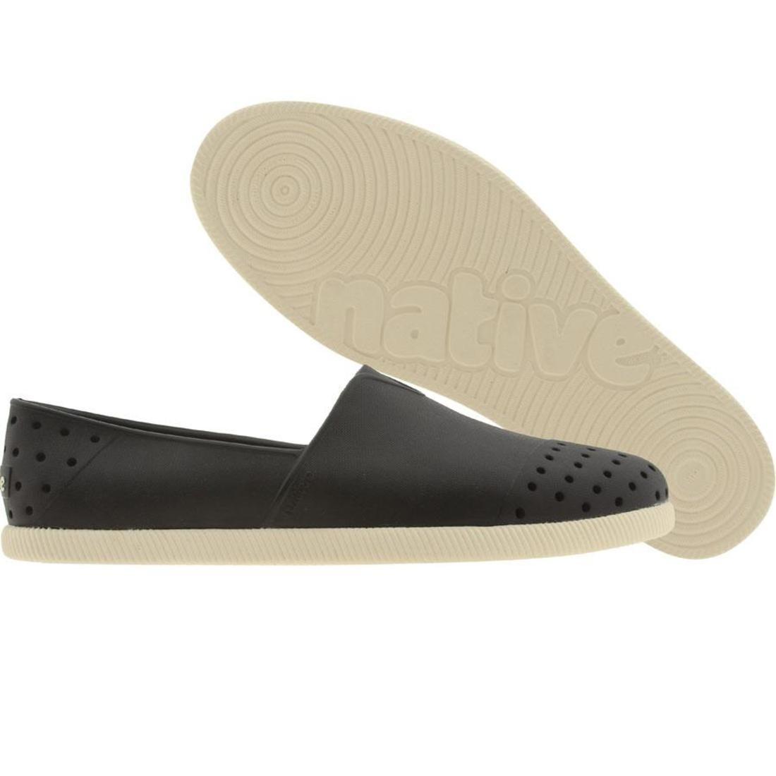 【海外限定】ネイティブ 靴 メンズ靴 【 NATIVE VERONA JIFFY BLACK 】