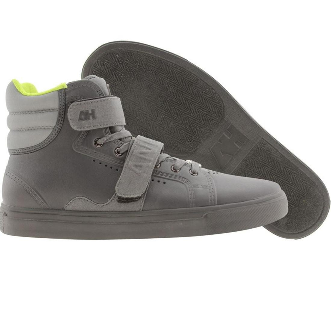 【海外限定】ハイ スニーカー メンズ靴 【 AH BY ANDROID HOMME PROPULSION HIGH EVA GREY 】