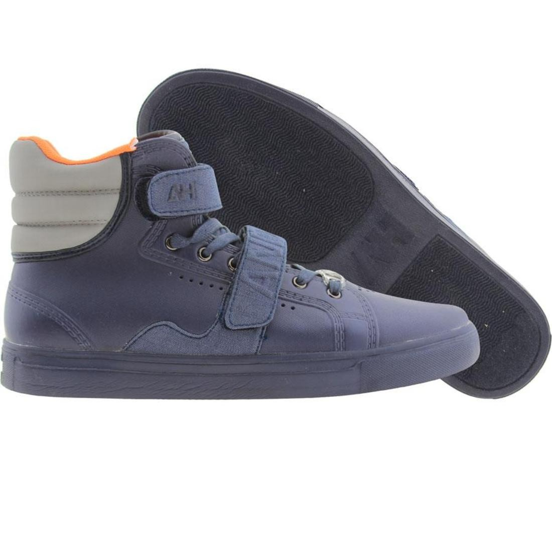 【海外限定】ハイ 靴 スニーカー 【 AH BY ANDROID HOMME PROPULSION HIGH EVA NAVY 】