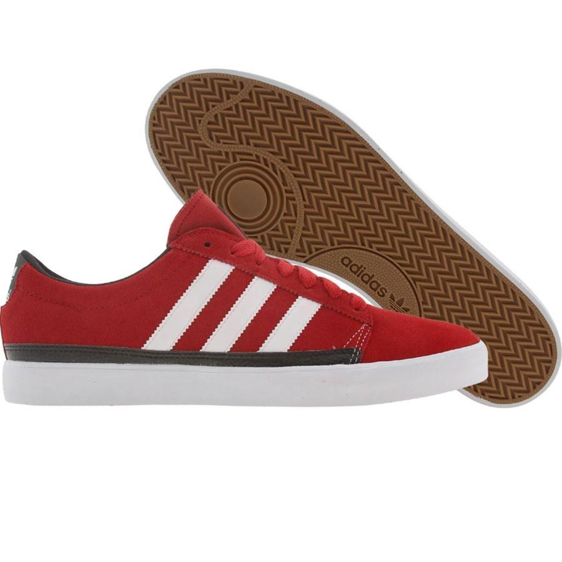 アディダス ADIDAS スケート 赤 レッド スニーカー メンズ 【 Skate Rayado Low (university Red / Runninwhite / Black) 】 University Red / Runninwhite / Black
