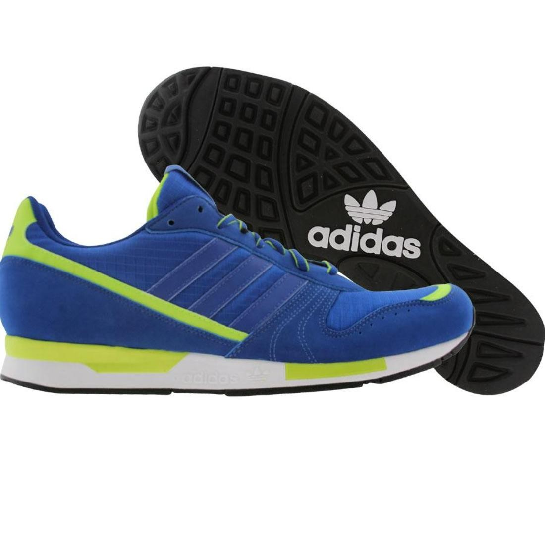 【海外限定】アディダス メンズ靴 靴 【 ADIDAS MARATHON 88 COLLEGE ROYAL SLIME RUNNINWHITE 】