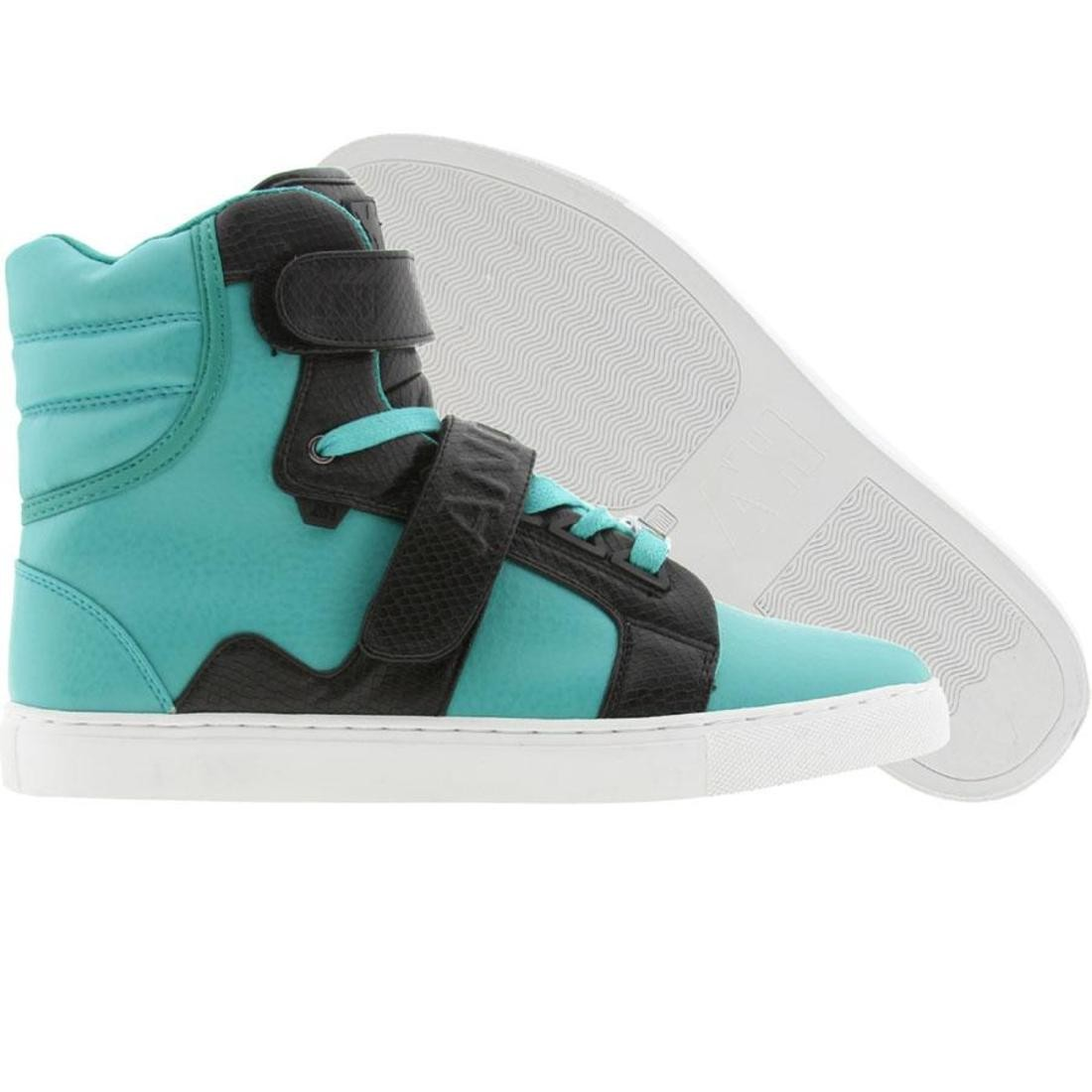 【海外限定】ハイ メンズ靴 靴 【 AH BY ANDROID HOMME PROPULSION HIGH GREEN BLACK 】