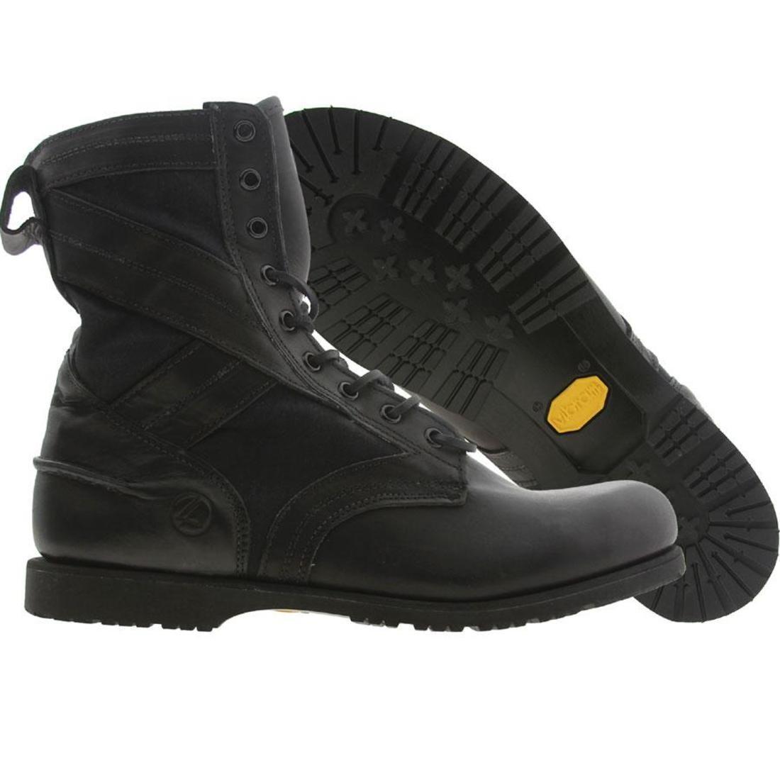 【海外限定】パーク 靴 メンズ靴 【 SEBAGO X LINKIN PARK JUNGLE BOOTS BLACK 】