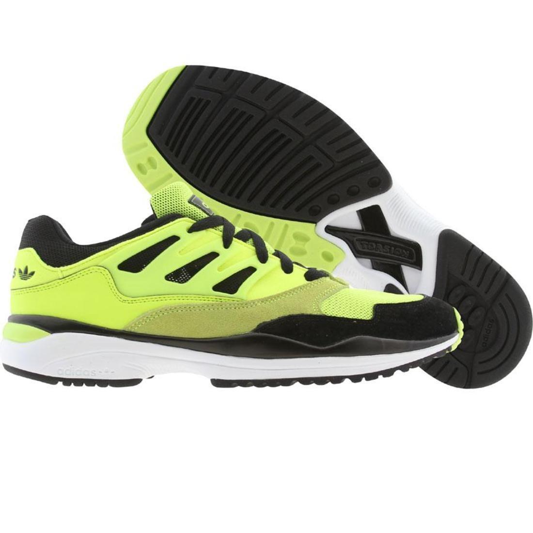 【海外限定】アディダス トルション アレグラ 黒 ブラック メンズ靴 スニーカー 【 ADIDAS BLACK MEN TORSION ALLEGRA X ELECTRIC RUNNINWHITE 】