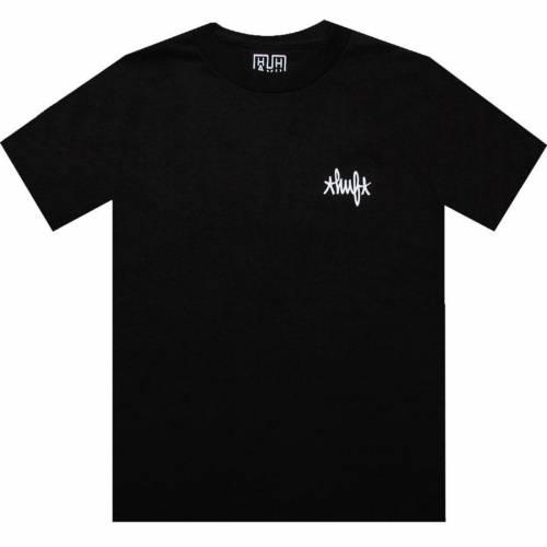 【税込】 ハフ カットソー HUF ハフ スクリプト】 Tシャツ 黒色 ブラック Tシャツ【 HUF X HAZE SCRIPT TEE BLACK】 メンズファッション トップス Tシャツ カットソー, 築上郡:8098a620 --- kanvasma.com