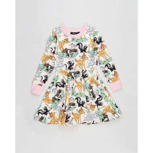 ファッションブランド カジュアル ファッション ドレス ジュニア キッズ 【 ROCK YOUR KID BAMBI WAISTED DRESS KIDS MULTI 】