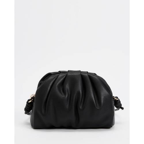 ファッションブランド 新作 人気 カジュアル ファッション アクセサリー バッグ 黒色 BAG レディース BLACK MNG 購入 CASCAIS ブラック