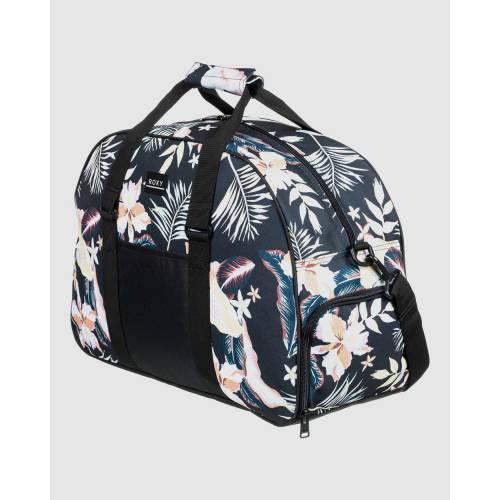 ファッションブランド カジュアル ファッション WEB限定 アクセサリー ロキシー ダッフルバッグ バッグ レディース ROXY HAPPY S FEEL ANTHRACITE 直送商品 PRASLIN MEDIUM BAG SPORT DUFFLE