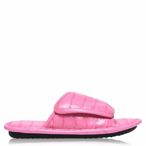 <title>ファッションブランド 最安値に挑戦 カジュアル ファッション サンダル バレンシアガ BALENCIAGA HOME SANDALS FUSCHIA 6842</title>