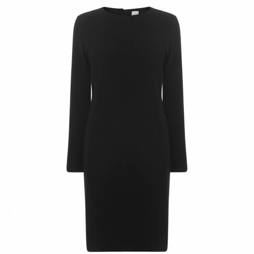 安いそれに目立つ ボス BOSS ドレス 黒色 ブラック【 BOSS 黒色 DACONTRAST レディースファッション DRESS BOSS BLACK 001】 レディースファッション ドレス, TK-Lathe:2f847a62 --- blacktieclassic.com.au
