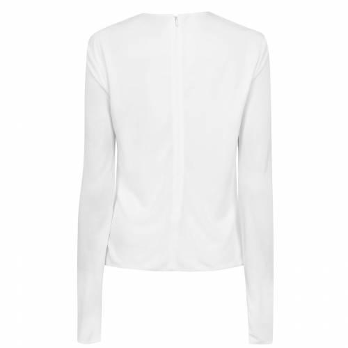 トムフォード AW003 FORD レディースファッション ホワイト 】 トップス BLOUSE TOM 白色 【 WHITE LACE TOM FORD